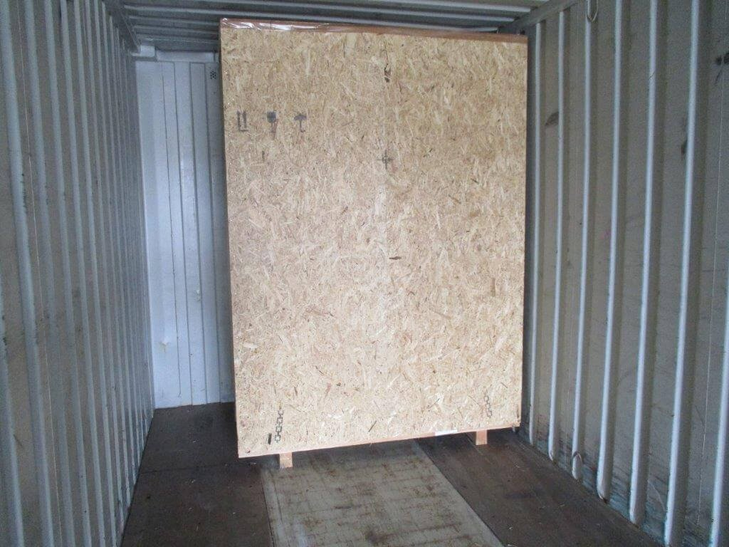 container loading & load restraints: cargo 1